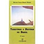 Livro - Território e História no Brasil
