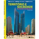 Livro - Território e Sociedade no Mundo Globalizado