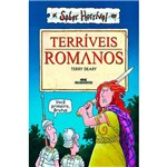 Livro - Terríveis Romanos