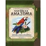 Livro - Tesouro dos Exploradores - Safári na Amazônia, o