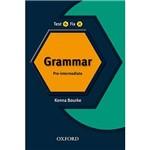 Livro - Test It, Fix It: Grammar Pre-intermediate