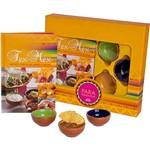 Livro - Tex-Mex: Nachos, Tortilla, Wraps e Salsas