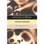 Livro - Textos Andinos (1954-1955) - Coleção Obra Jornalística - Vol. 2