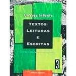 Livro - Textos: Leituras e Escritas