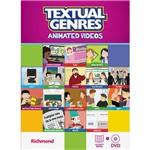 Livro - Textual Genres: Animated Videos