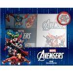 Livro - The Avengers (Livro + Camiseta)