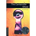 Livro - The Canterville Ghost - Oxford Bookworms - Level 2 (With CD)