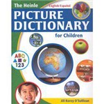 Livro - The Heinle Picture Dictionary For Children - English/Español