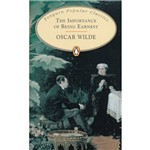 Livro -The Importance Of Being Earnest - Penguin Popular Classics