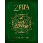 Livro - The Legend Of Zelda: Hyrule Historia