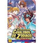 Livro - The Lost Canvas - a Saga de Hades - 7
