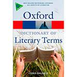 Livro - The Oxford Dictionary Of Literary Terms