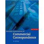 Livro - The Oxford Handbook Of Commercial Correspondence: Intermediate To Advanced