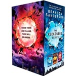 Livro - The Reckoners Series Boxed Set Hardcover
