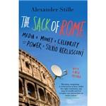 Livro - The Sack Of Rome: Media + Money + Celebrity = Power = Silvio Berlusconi