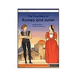 Livro - The True Story Of Romeo And Juliet - Stage 4