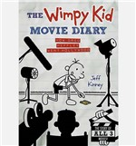 Livro - The Wimpy Kid Movie Diary: How Greg Heffley Went Hollywood
