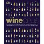 Livro - The Wine Opus