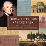Livro - Thomas Jefferson Architect - The Interactive Portfolio