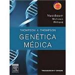 Livro - Thompson e Thompson Genética Médica