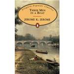 Livro - Three Men In a Boat - Penguin Popular Classics