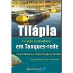 Livro Tilápia: Criação Sustentável em Tanques-Rede