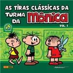 Livro - Tiras Clássicas da Turma da Mônica, as