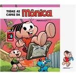 Livro - Todas as Capas da Mônica - Vol.1