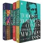 Livro - Todos os Romances e Contos Consagrados