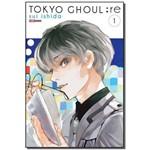 Livro - Tokyo Ghoul: Re Vol.1