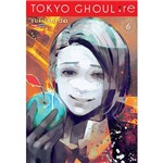 Livro - Tokyo Ghoul: Re