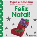 Livro - Toque e Descubra - Feliz Natal!
