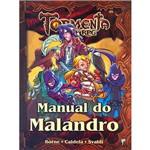 Livro - Tormenta RPG - Manual do Malandro