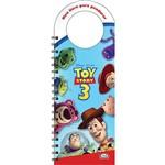 Livro - Toy Story 3 - Meu Livro para Pendurar