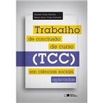 Livro - Trabalho de Conclusão de Curso (TCC) em Ciências Sociais Aplicadas