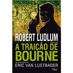 Livro - Traição de Bourne, a