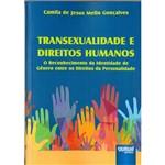 Livro - Transexualidade e Direitos Humanos
