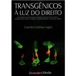 Livro - Transgênicos à Luz do Direito