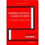 Livro - Transmissão Contratual do Direito de Credito