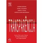 Livro - Transparência - Como Criar uma Cultura de Valores Essenciais Nas Organizações