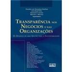 Livro - Transparência Nos Negócios e Nas Organizações
