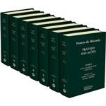 Livro - Tratado das Ações Coleção com 7 Volumes