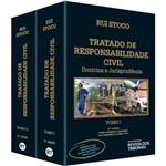 Livro - Tratado de Responsabilidade Civil: Doutrina e Jurisprudência - Tomo I e II