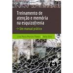 Livro - Treinamento de Atenção e Memória na Esquizofrenia: um Manual Prático