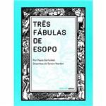 Livro - Três Fábulas de Esopo