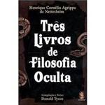 Livro - Três Livros de Filosofia Oculta