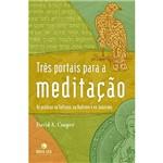 Livro - Três Portais para a Meditação