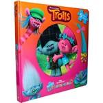 Livro - Trolls: Meu Primeiro Livro Quebra-cabeças