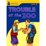 Livro - Trouble At The Zoo - Level 2