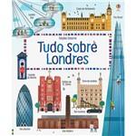 Livro - Tudo Sobre Londres